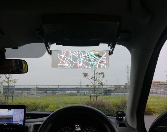 次世代のカーナビケーションシステム『サイバーナビ』を使ってみた! 視界良好で超快適なドライブができる