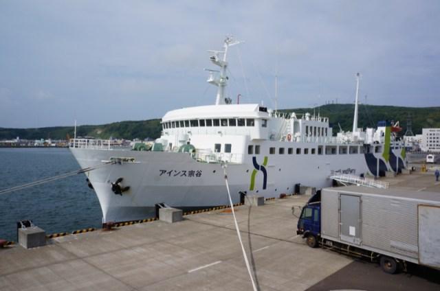 【船で片道5時間半】北海道から「サハリン(樺太)」まで行ってみた / 時間はかかるが飛行機より快適かも