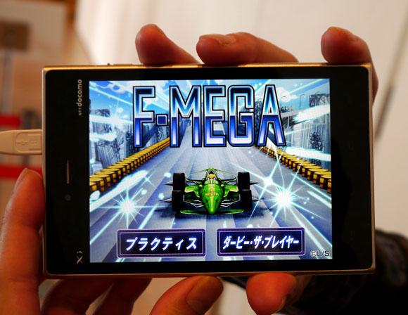 【ドコモ】原作に登場した「F-MEGA」もプレイできるッ! ジョジョスマホの「ジョジョっぷり」がスゴイィィイイイ!!
