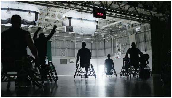 戦いの時は来た! 力強いメッセージがいっぱい詰まったパラリンピックのCMが世界で話題に