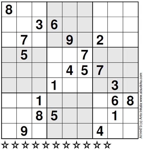 """本当に解ける人いるの? フィンランド人数学者が作った """"世界一難しい数独"""" が発表される"""