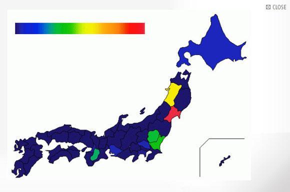 【驚愕事実】排便中に「うんこなう」とつぶやく人は「宮城県」「秋田県」に多いことが判明!