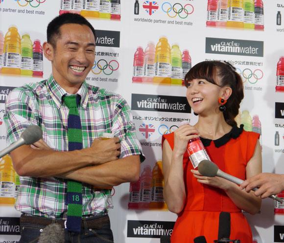 【ロンドンオリンピック】グラソー応援 ラウンジが渋谷にオープン! 為末大が語る水泳北島選手の姿とは?