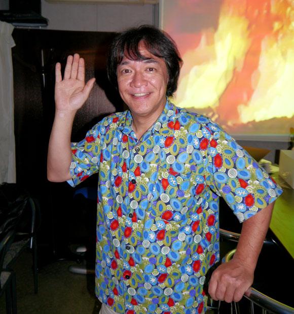 河崎実監督が人気ゲーム『地球防衛軍』を実写化! トップグラドルやウルトラマンシリーズの名優も出演