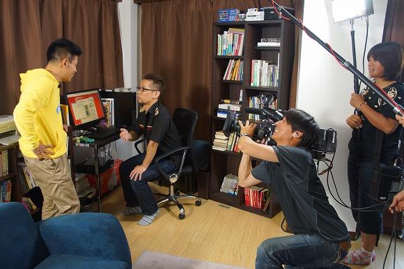 【CM制作秘話】柳沢慎吾さんはカメラ回ってなくても超ハイテンション! 悪のりしたらキスされて笑った