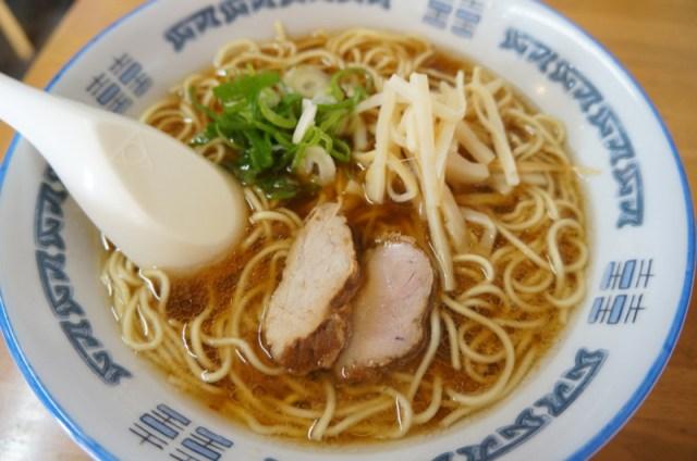 日本一心と体を温めてくれるラーメン店「生姜ラーメンみづの」
