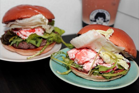 【ハンバーガー批評】ウェンディーズのロブスターを使った高級バーガー(1280円)を食べてみた