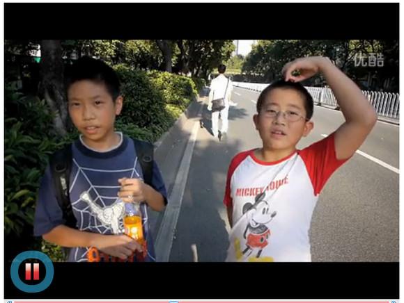 【尖閣問題】愛国教育を受けているという中国の子供はどう見てる? インタビュー動画が話題に  「暴動は結局中国人が損してる」「日本のいいところは見習いたい」