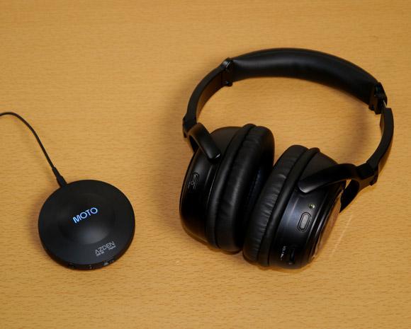 Bluetoothにはもう戻れない!? ワイヤレスヘッドフォン「MOTO DW-05」が音よすぎて興奮した!!