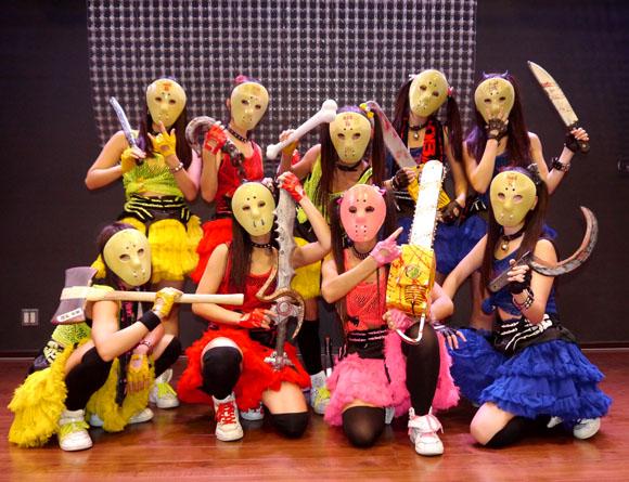 極貧アイドルユニット「アリス十番」がAKB劇場を超える規模の常設劇場で初ライブ! 設備が豪華すぎて維持できるか心配……