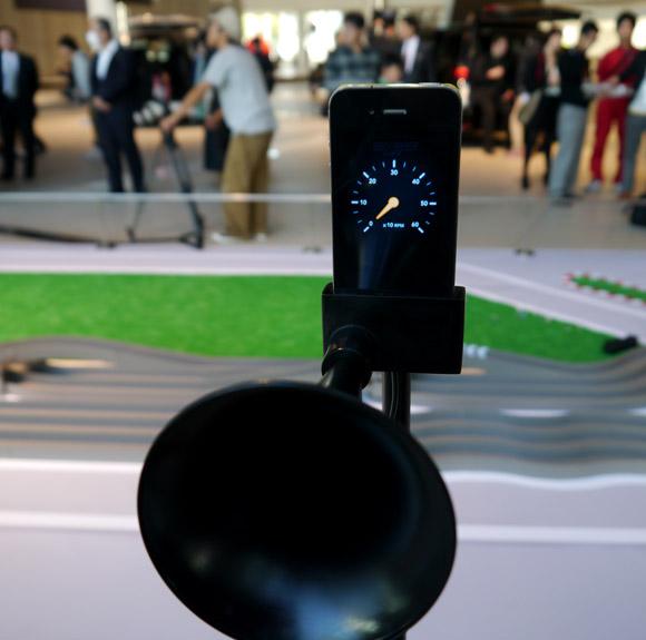 世界初! 声でマシンを走らせるカーレース「VOICE DRIVER CUP」開催! 11月17日には世界大会も開かれるぞ~ッ