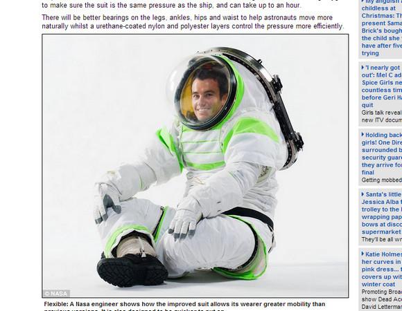 【公式】NASAの新型宇宙服がどう見てもトイストーリーのコスプレだと話題に