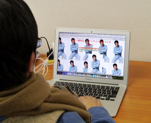 【勤務中閲覧注意】藤岡弘さんのファンサイトが強烈すぎる / ネットユーザー「予想以上の破壊力」「これはあかん」