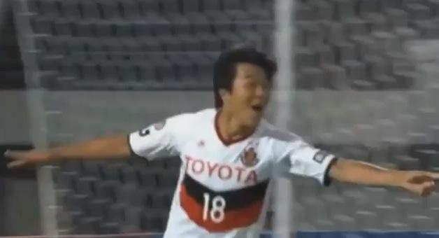 【衝撃サッカー動画】日本が誇るスピードスター永井謙佑選手のハヤブサっぷりが一発で分かるスーパープレイ動画