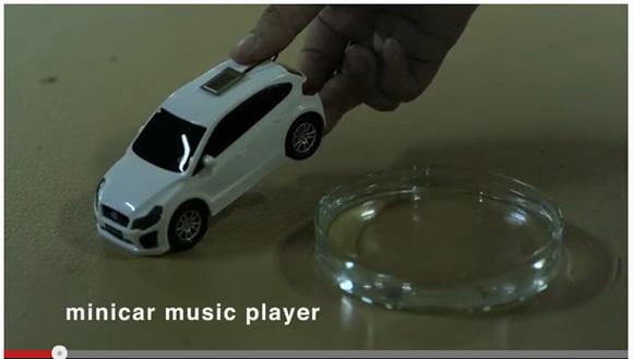 【衝撃動画】スバルの「ぶつからないミニカー」を使った動画がハンパない! 驚きの結末にビックリ