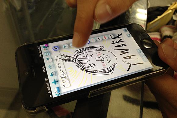 iPhoneやiPadで「すぐメモしたい!」場合は手書きアプリ『NOTE ANYTIME』が便利 / お絵描きアプリにもなる