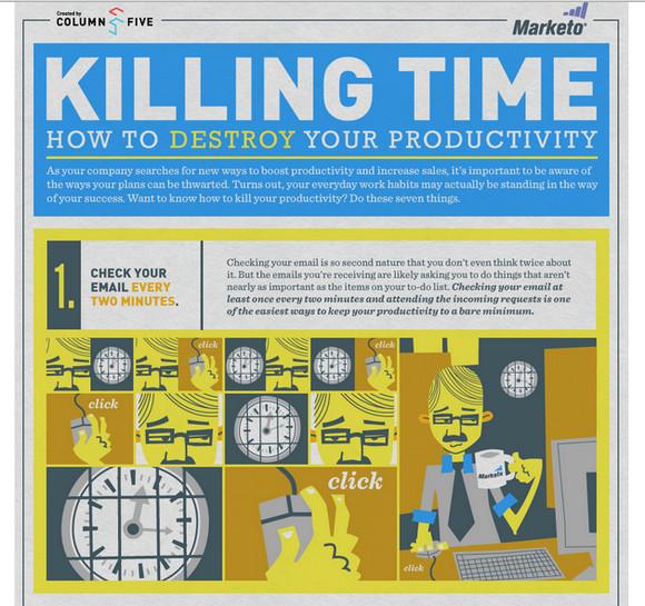 仕事が絶望的に非効率化する7つの方法