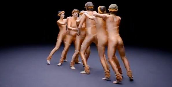 ノルウェーで「寿司ダンス」なるものが登場!! ちょっぴりダサくてジワリとくる