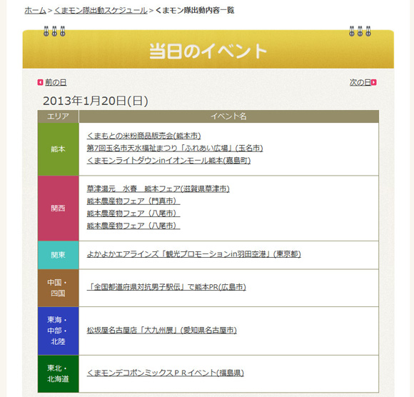 【疑問】全国でイベント参加する『くまモン』は一体何人いるのか? 熊本県に問い合わせてみた