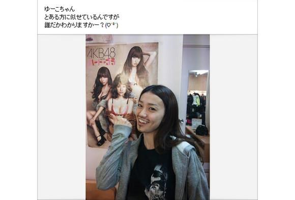 【男装の麗人】AKB大島優子の男装姿が男にしか見えないと話題に / ネットユーザー「イケメンすぎワロタ」