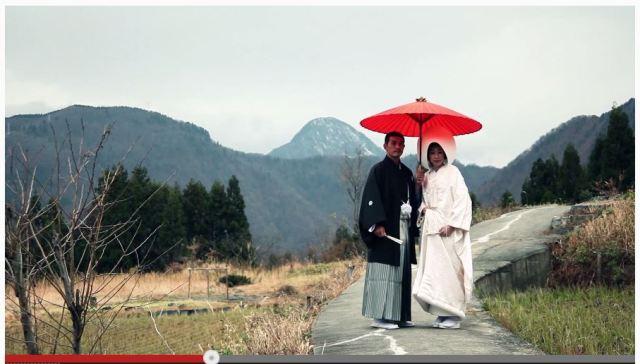 多くの人に見てほしい! 日本の古き良き結婚式の映像に世界がうっとり!! 海外の声「ただただ美しい…」