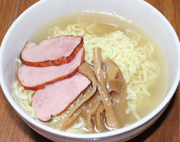 【伝説レシピ】タモリ流インスタントラーメンを作ってみた / SMAPの中居正広さん大絶賛
