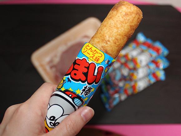 【検証グルメ】「うまい棒のとんかつソース味」でとんかつを作ったら「うまい棒味のとんかつ」ができるのか?