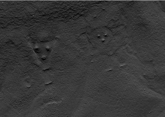 【ゆるキャラ】山形大が新発見したナスカ地上絵がユルくてカワイイと話題に