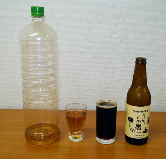【検証】日本の「うんこビール」と韓国の「うんこ酒」を飲み比べてみた / ウンコ感で韓国に軍配