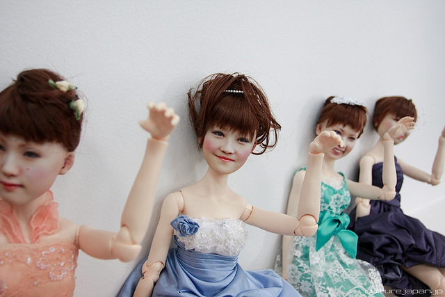 日本のリアルすぎる3Dフィギュアに海外ネットユーザー驚愕! 「これ最高じゃん!」「なんだか怖い」