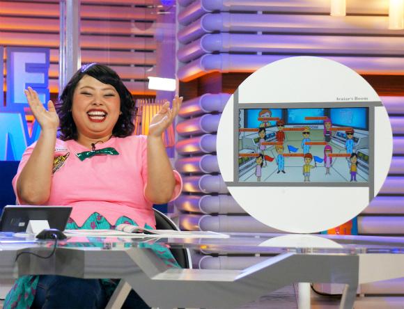 お笑い芸人・渡辺直美を笑かすため『ザ・プライムショー』アバターを作ってみた