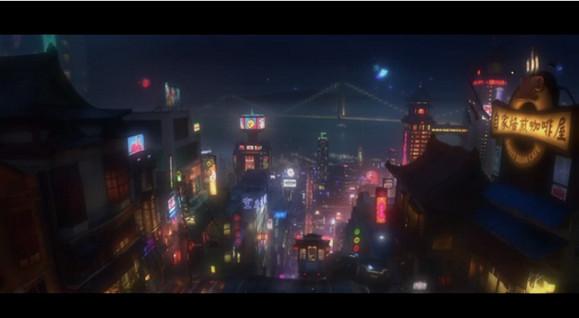【特報】2014年の「ディズニー×マーベル」映画は日本人が主役だぜ! 『Big Hero 6』は日本政府が組織したスーパーヒーロー!!