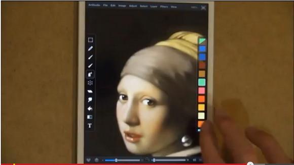 iPadで超リアルな人物画を描く日本人アーティストに世界が驚愕「まるで魔法みたい!」「なんて才能だ」