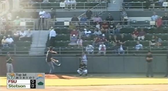 【衝撃野球動画】「史上最低の始球式」が話題に