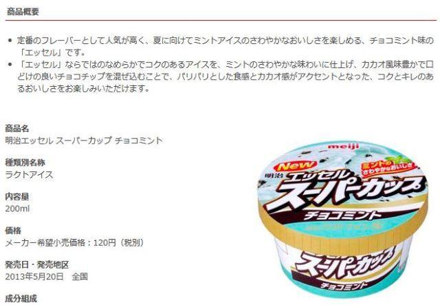 【復活】人気アイス「スーパーカップ・チョコミント味」が5月20日から全国発売! ネットの声「やったあぁぁああ!!」