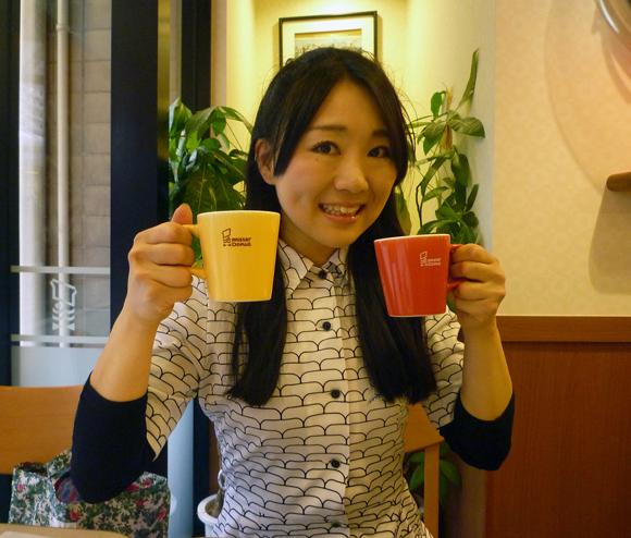 【みんな知ってるあたりまえ知識】ミスタードーナツはブレンドコーヒーとカフェオレのおかわり無料