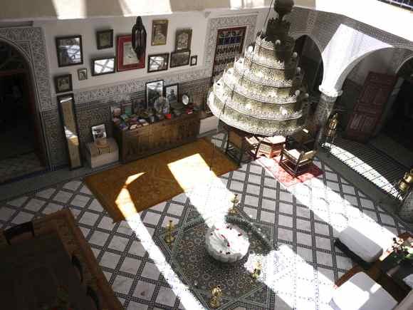 【世界の宿】モロッコの古い邸宅を改装したホテル「リヤド」が素敵すぎて夢のような空間だった!