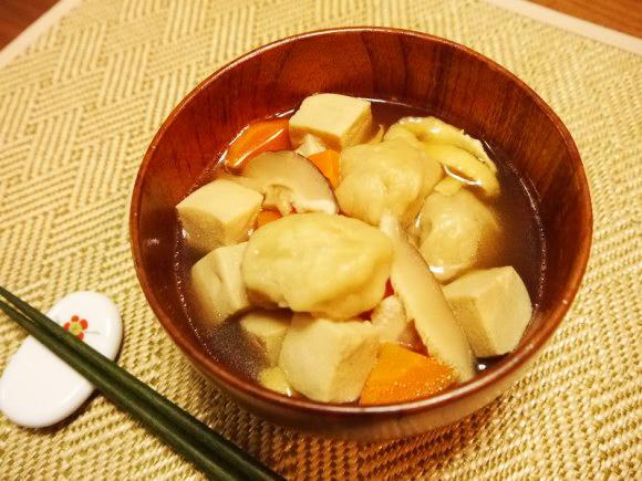 【レシピ】NHK『あまちゃん』に出てくる「まめぶ汁」を作ってみた / 追加して入れると美味しくなる食材あり
