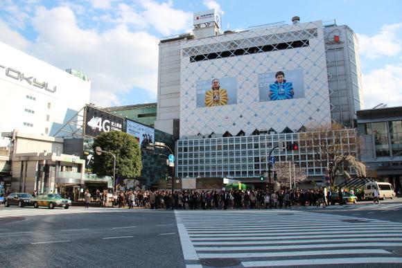W杯予選が行われる6月4日に渋谷スクランブル交差点が立ち入り制限! ネットの声「これは賛成w」「迷惑な話」