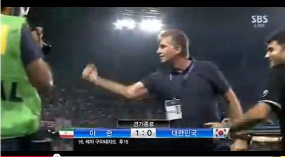 【サッカーW杯予選】韓国陣営のイラン選手暴行疑惑に韓国メディアが反論「イランにも非礼があった」「偏向報道だ」