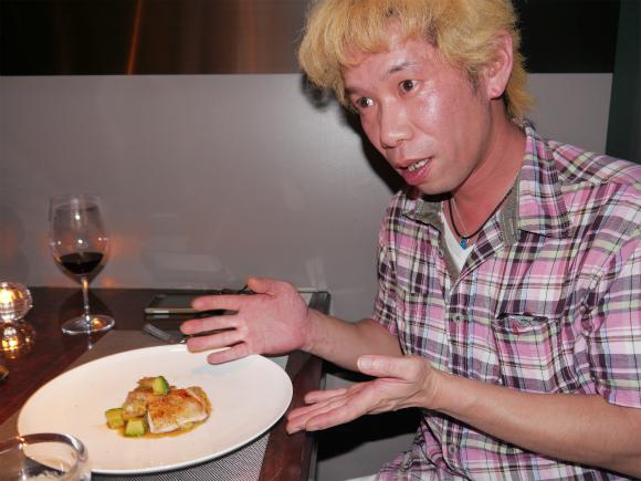 【グルメ】川越シェフのレストランに行ってみた / 水もお酒も飲み放題で感動 / 手書きの手紙をもらってまた感動