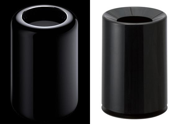 【完全に一致】アップルが発表した新「Mac Pro」がどう見てもゴミ箱だと話題