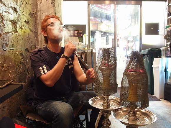 【スモーカー必見】話題の『水タバコ』が吸える店に行ってみた / 癒やされすぎてすぐに数時間経過