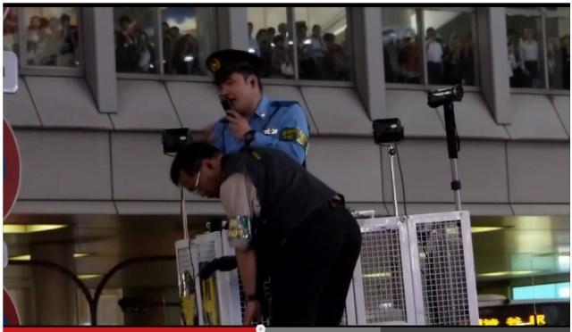 【動画あり】W杯予選の夜に活躍した『DJポリス』への警視総監賞が検討される! ネットの声「これはいいね」
