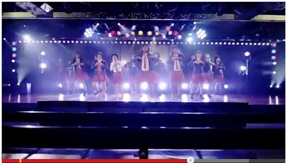 【動画】AKB48公式ビデオにメンバーが1人も出演せず不気味なおじさんが大量に出ている件 / 公式「お目汚しをお許しください」