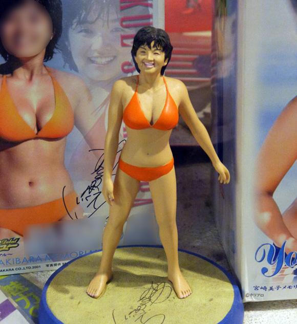 【衝撃】伊豆『怪しい少年少女博物館』で激レアな女性アイドルフィギュア発見! そして博物館の怪しさに驚嘆