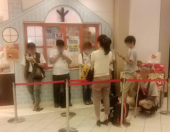 【行列速報】森永チョコ『ダース』が144個入った『グロス』販売に行列が発生!