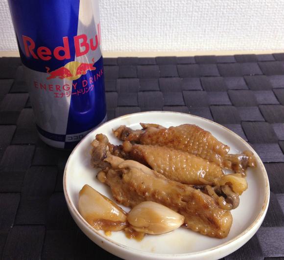 【検証】レッドブルで肉を煮ると美味というのは本当か? / エナジードリンク好きのためのエナジフルな肉料理が完成!!