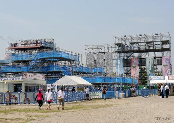 建築用足場資材で作られた新感覚遊園地『豊洲そらスタジオ』がかなりスゴイ! 一日いても飽きないレベル