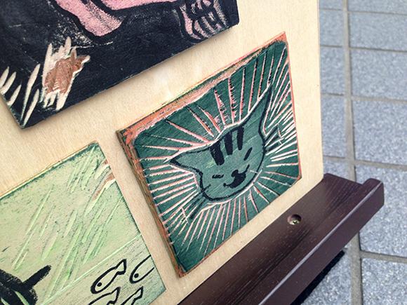 美大に興味ある高校生必見! 原宿のキャットストリートに多摩美大生の作品が展示されてるぞーっ!!